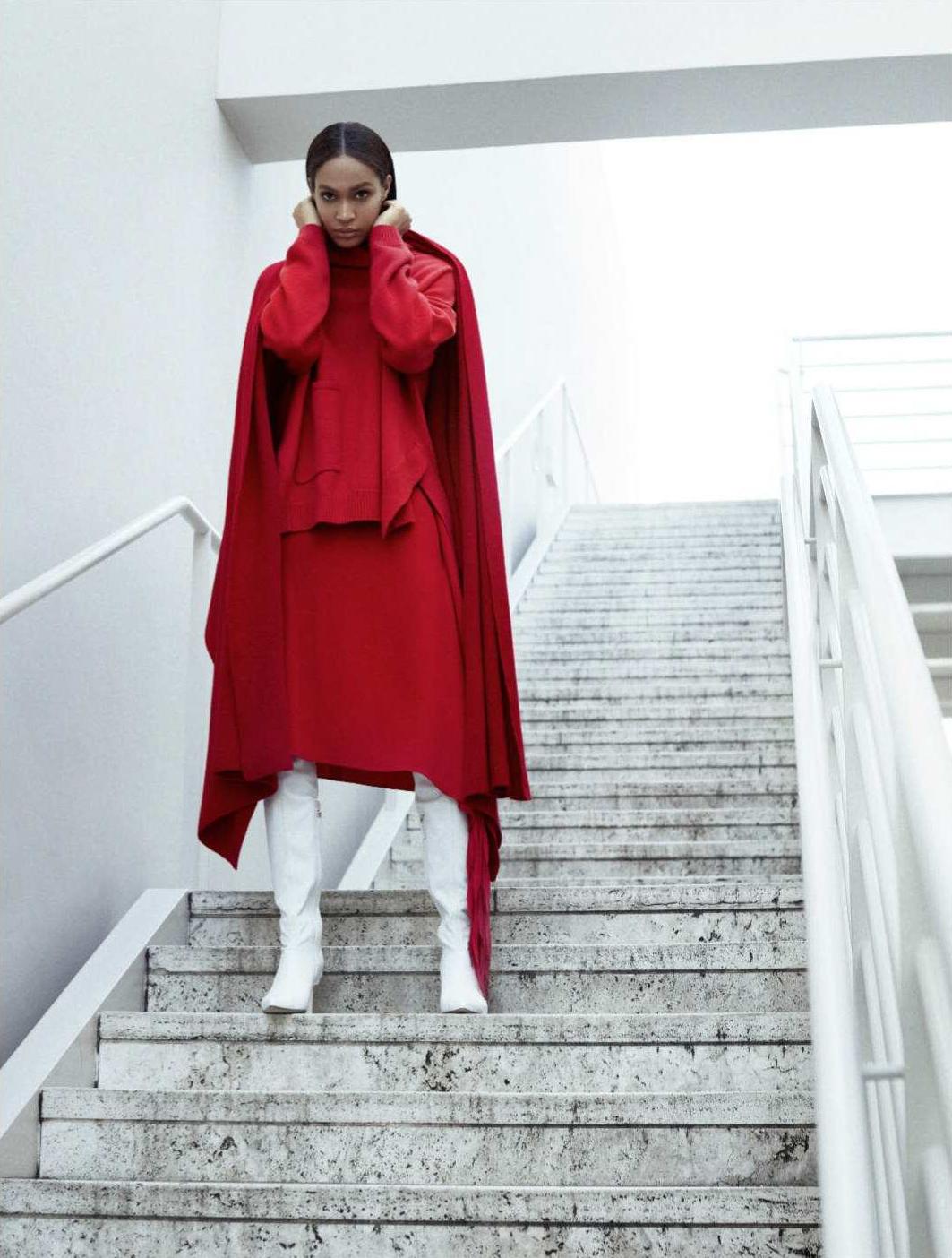 Joan Smalls by Xavi Gordo for Elle Russia October 2018 (1).jpg