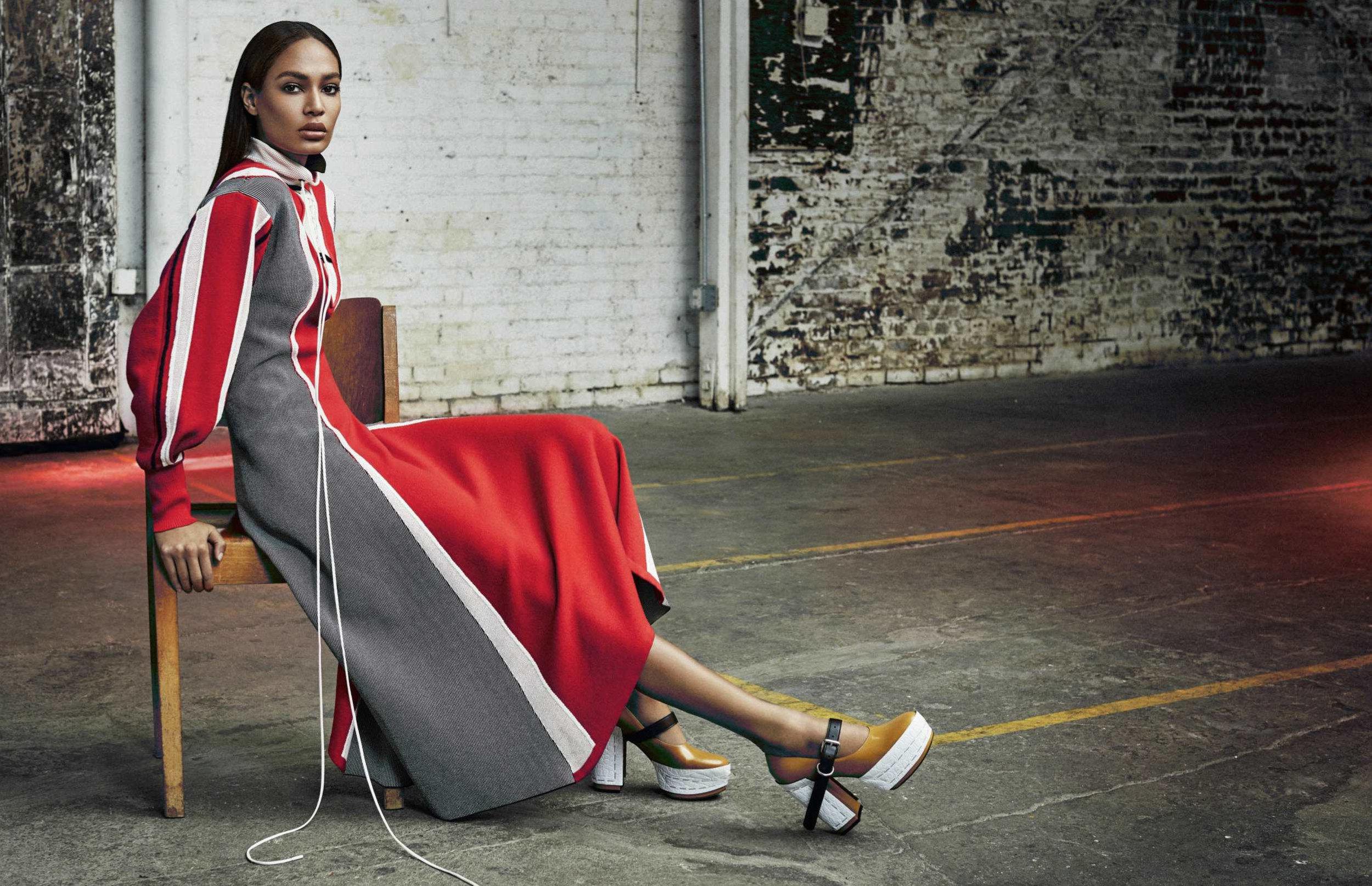 Joan Smalls by Xavi Gordo for Elle Russia October 2018 (5).jpg