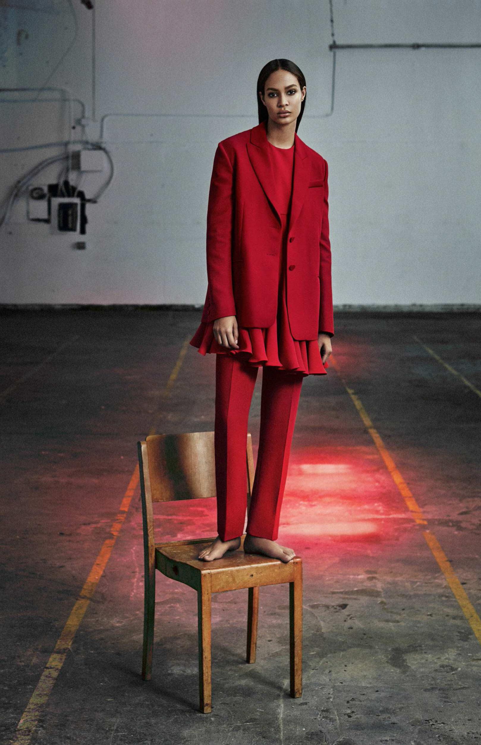 Joan Smalls by Xavi Gordo for Elle Russia October 2018 (8).jpg