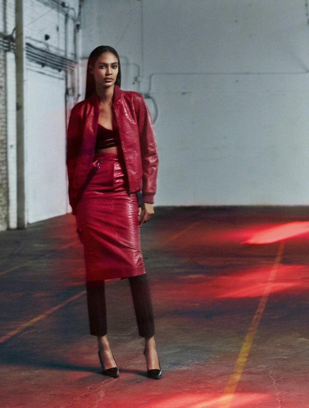 Joan Smalls by Xavi Gordo for Elle Russia October 2018 (11).jpg