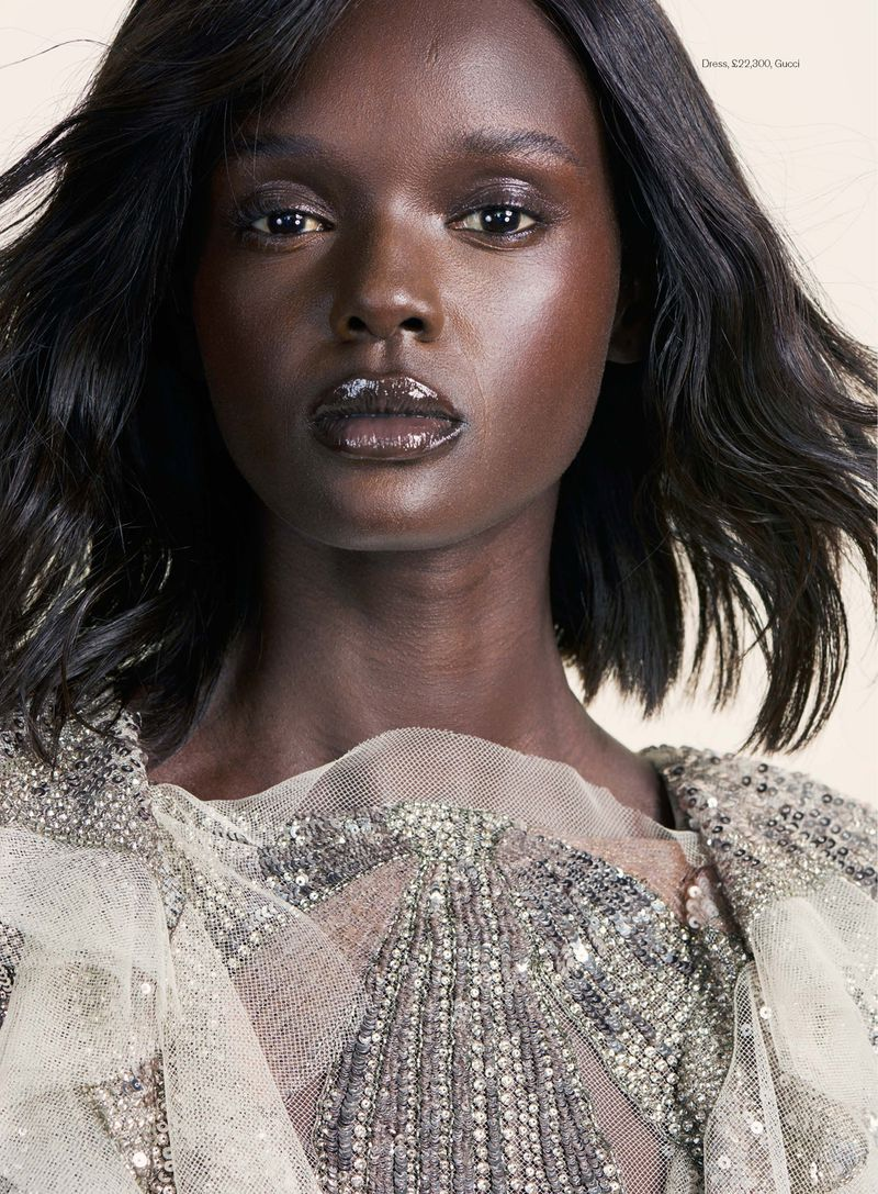 Duckie Thot by David Slijper in 'The Shining' Stylist Mag UK Sept 2018 (1).jpg