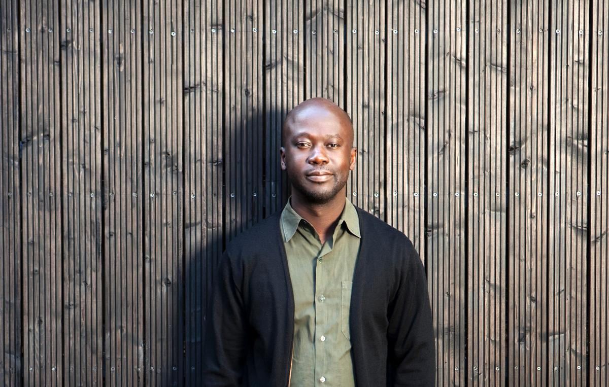 Sir David Adjaye named by TIME 2017 as world's most influential architect.