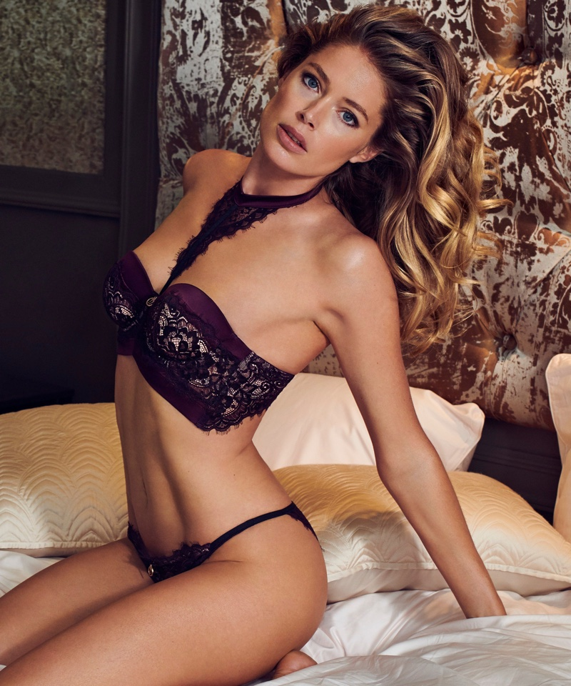 Doutzen Kroes in Hunkemöller for Doutzens-Stories Collection Fall 2018 (5).jpg