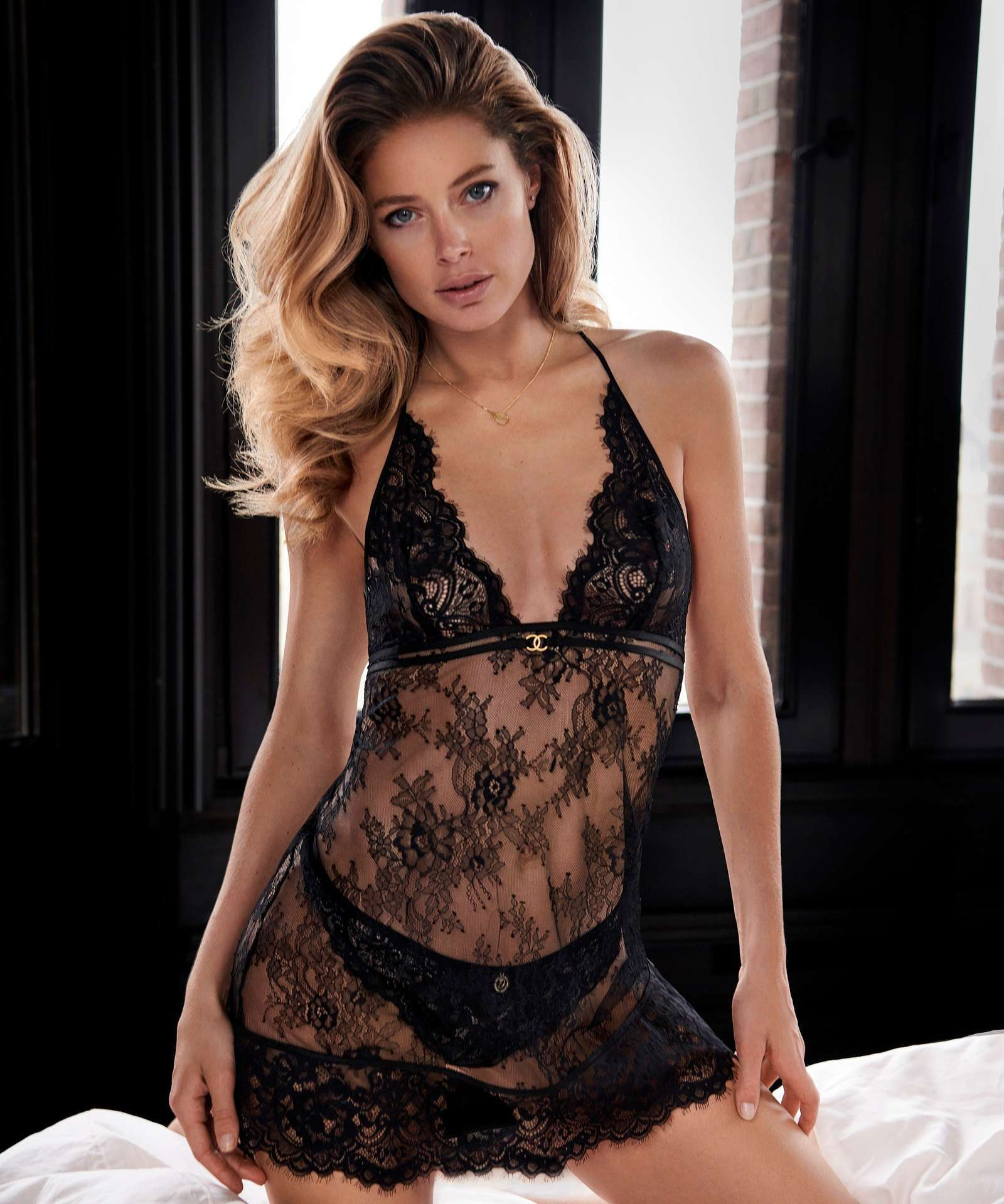 Doutzen Kroes in Hunkemöller for Doutzens-Stories Collection Fall 2018 (7).jpg