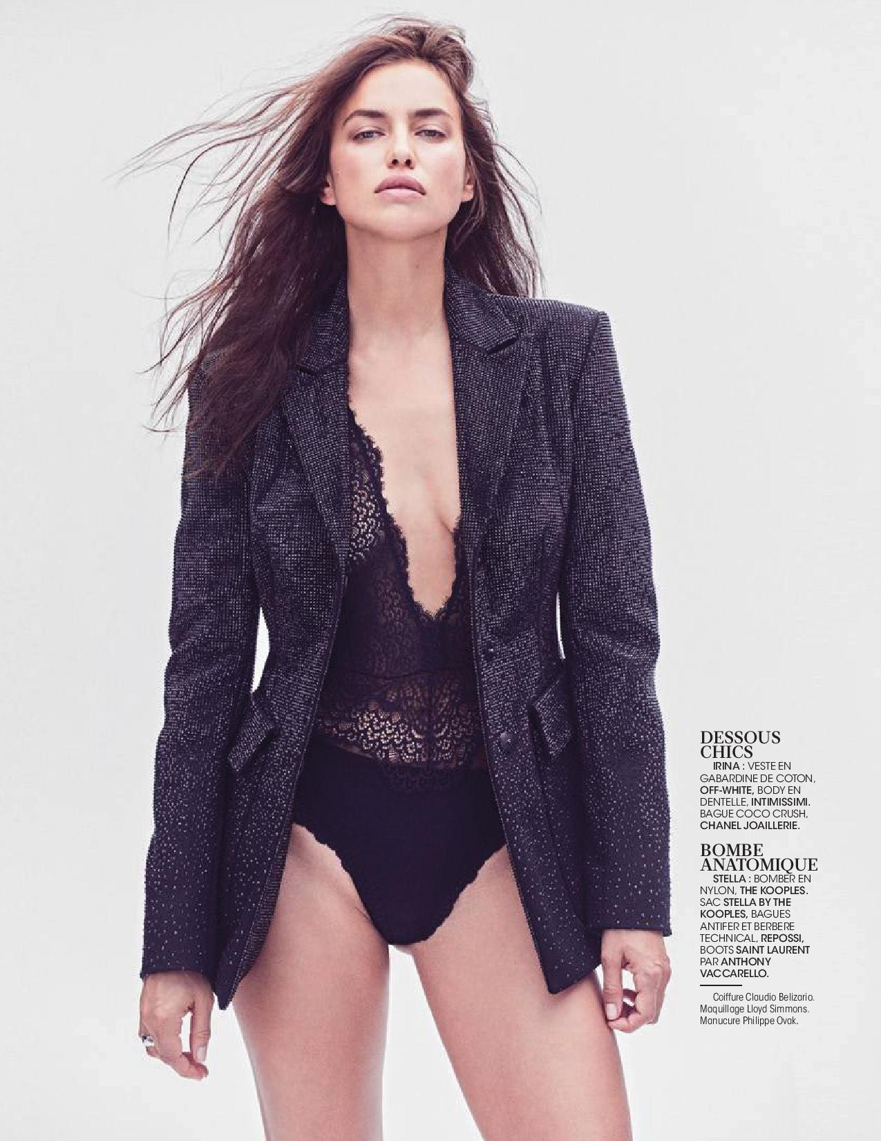Irina Shayk + Stella Maxwell by Matthew Brookes for Madame Figaro Nov 2018 (5).jpg