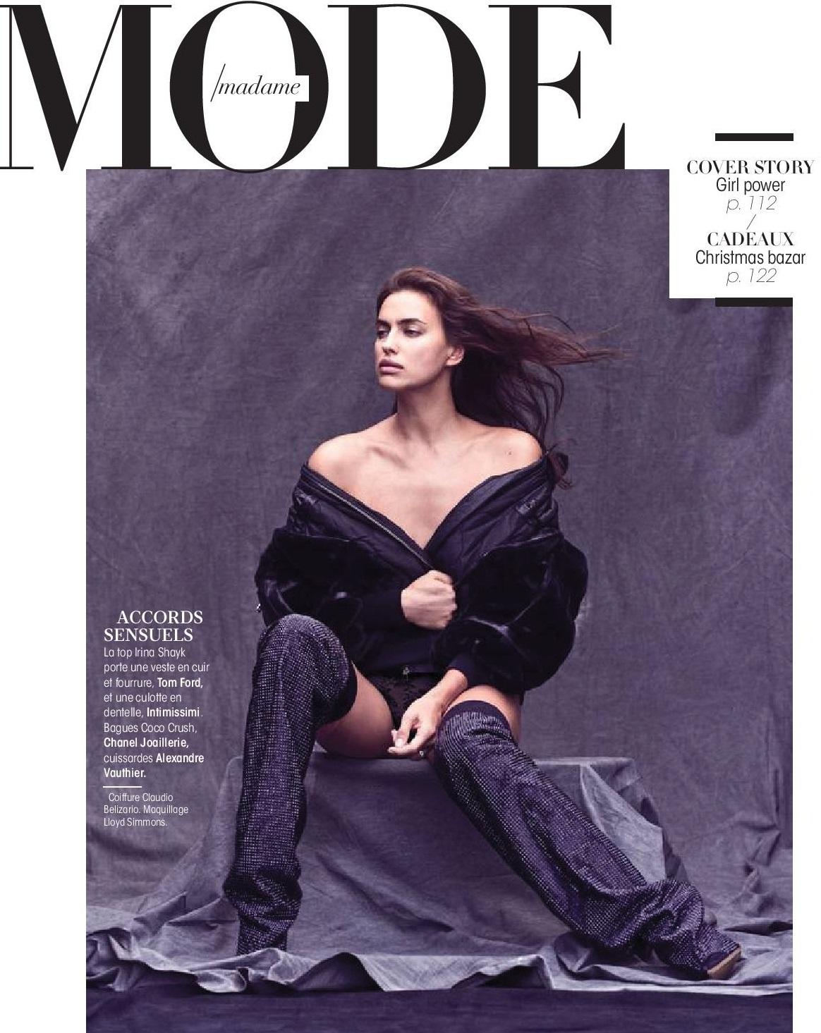 Irina Shayk + Stella Maxwell by Matthew Brookes for Madame Figaro Nov 2018 (6).jpg