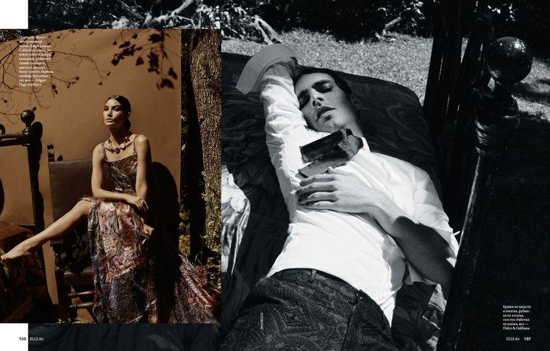 Lily Aldridge by Dan Beleiu for Elle Russia  (1).jpg