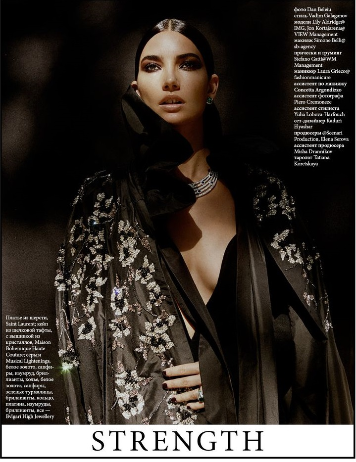 Lily Aldridge by Dan Beleiu for Elle Russia  (5).jpg
