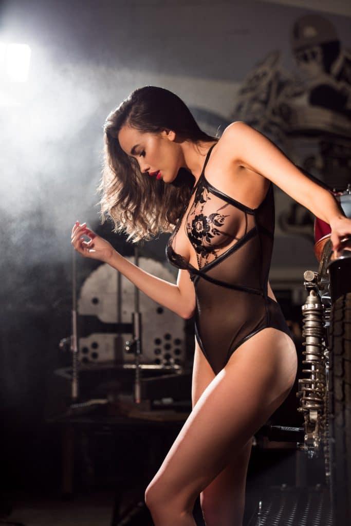 Sarah Stephens in Honey Birdettes Not Your Valentine Campaign 2019 (5).jpg