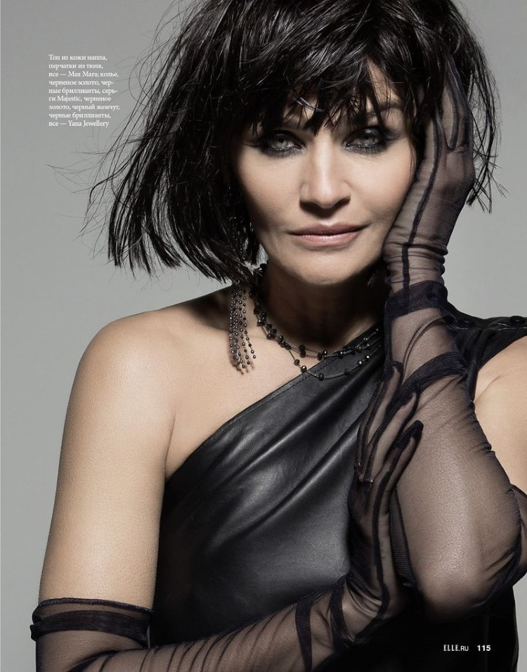 Helena Christensen  by Greg Lotus for ELLE Russia Feb 2019 (12).jpg