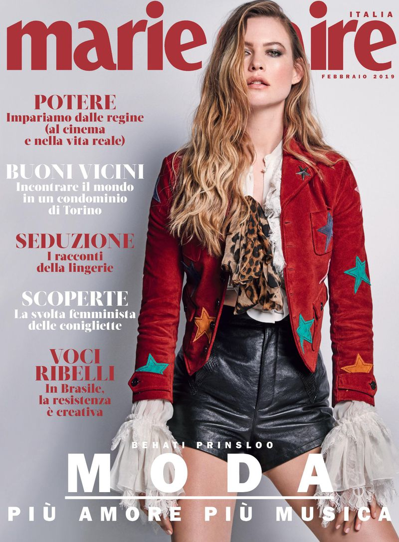 Behati Prinsloo by David Roemer for Marie Claire Italy Feb 2019 (4).jpg