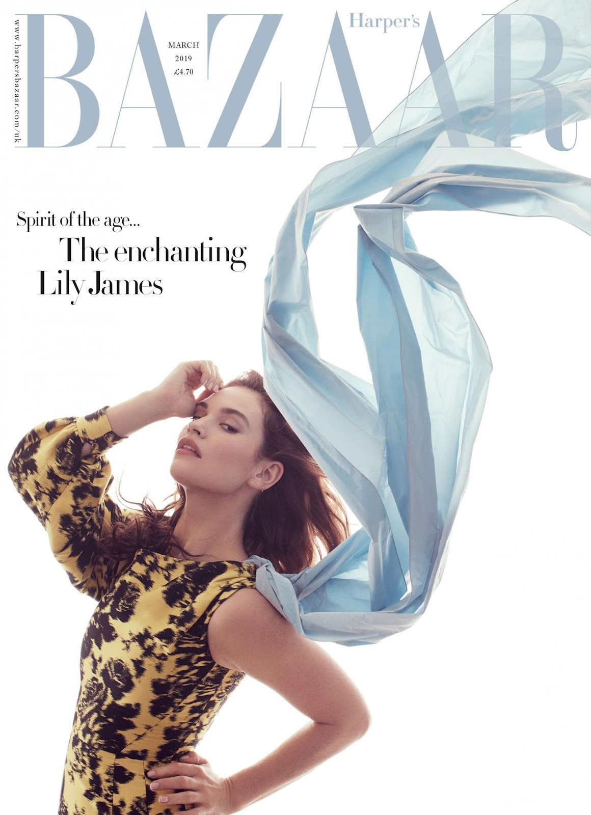Lily James by Alex Lubomirski for Harpers Bazaar UK March 2019 (3).jpg
