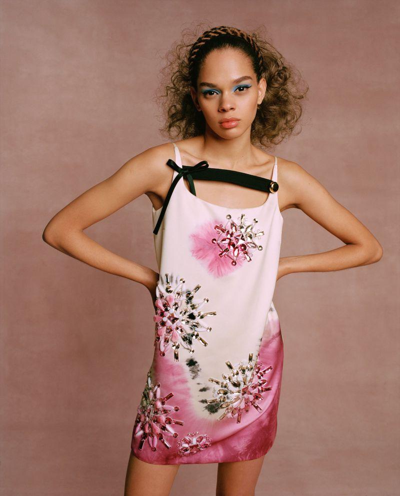 Nadine Ijewere 'Black Cotillion' for Garage Magazine SS2019 (5).jpg