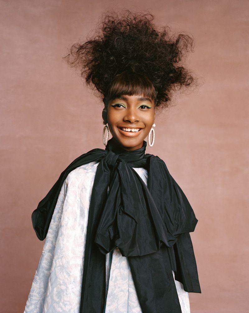Nadine Ijewere 'Black Cotillion' for Garage Magazine SS2019 (10).jpg
