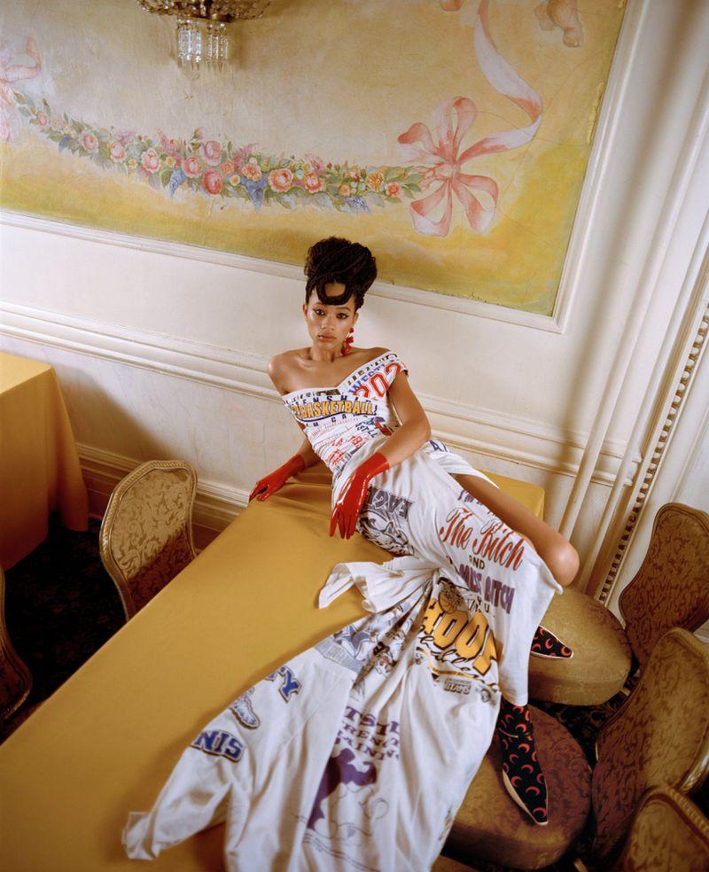 Nadine Ijewere 'Black Cotillion' for Garage Magazine SS2019 (13).jpg