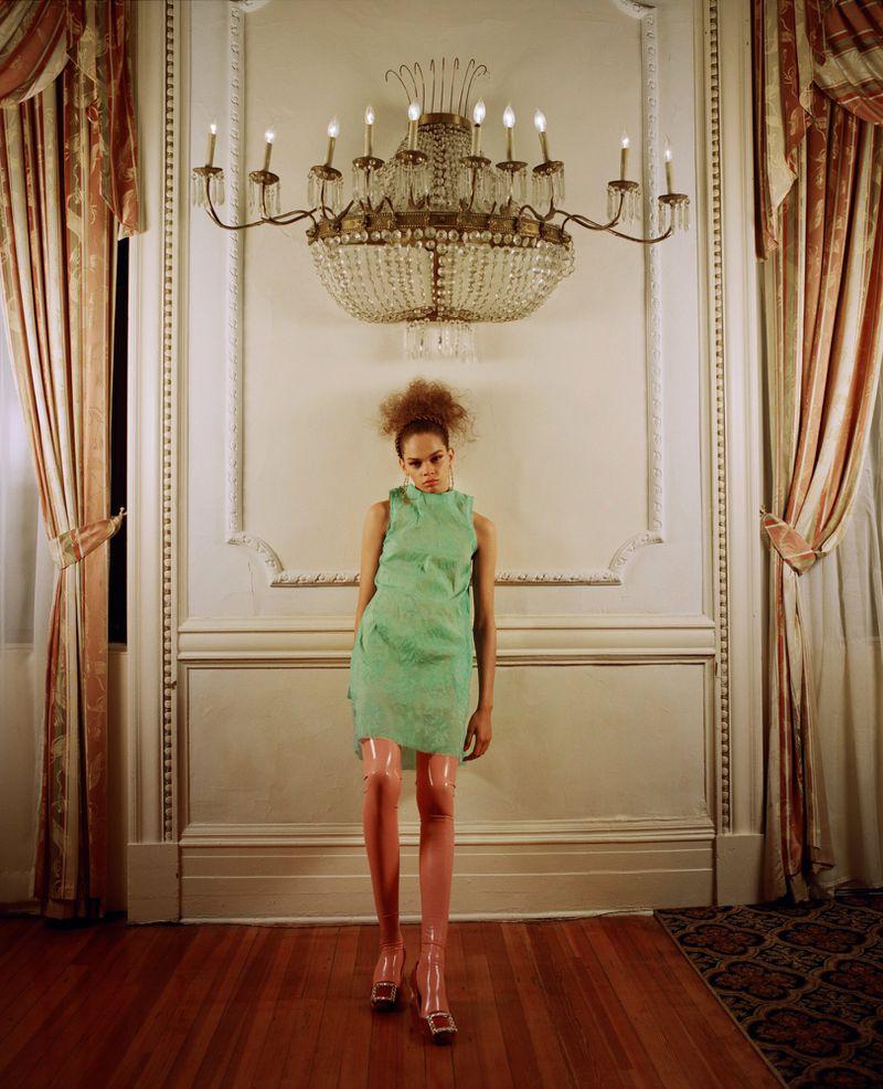 Nadine Ijewere 'Black Cotillion' for Garage Magazine SS2019 (15).jpg