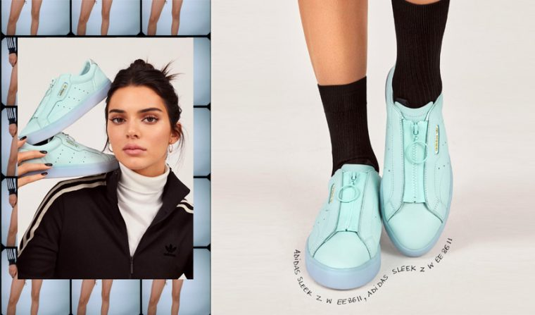 Leonn Ward Flashes Kendall Jenner In