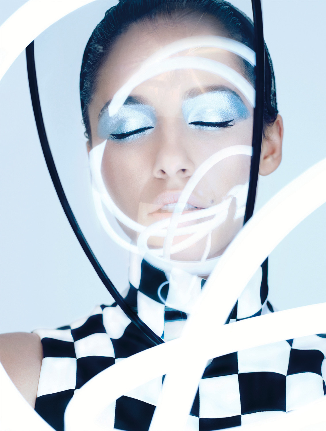 Nick Knight Eyes Naomi Scott In 'Let Me Put This Out There
