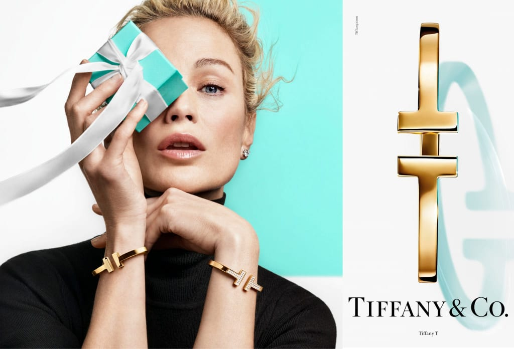 Carolyn Murphy by Craig McDean for Tiffany & Co SS19 Campaign.