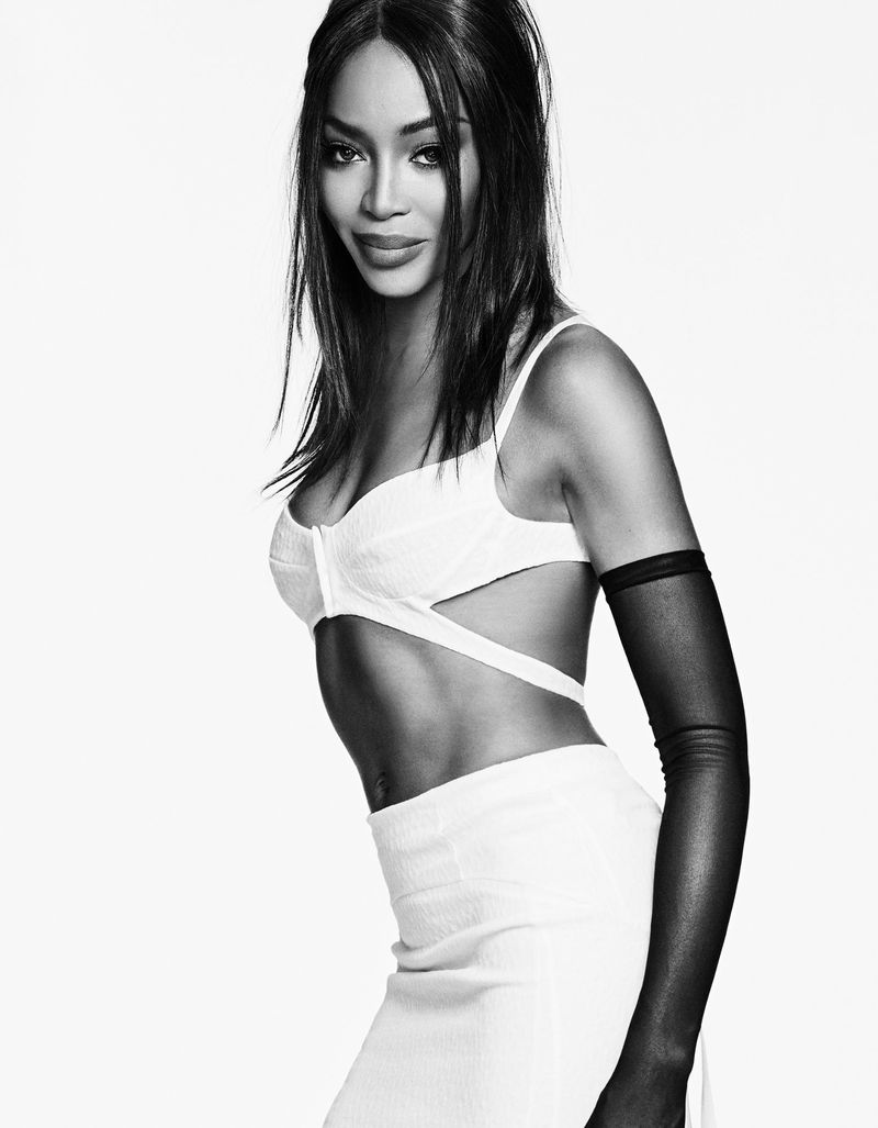 In 2019, Naomi Campbell celebrates 33 years of modeling. And she's going strong.