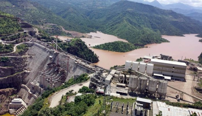 Omo River, Gibe III Dam