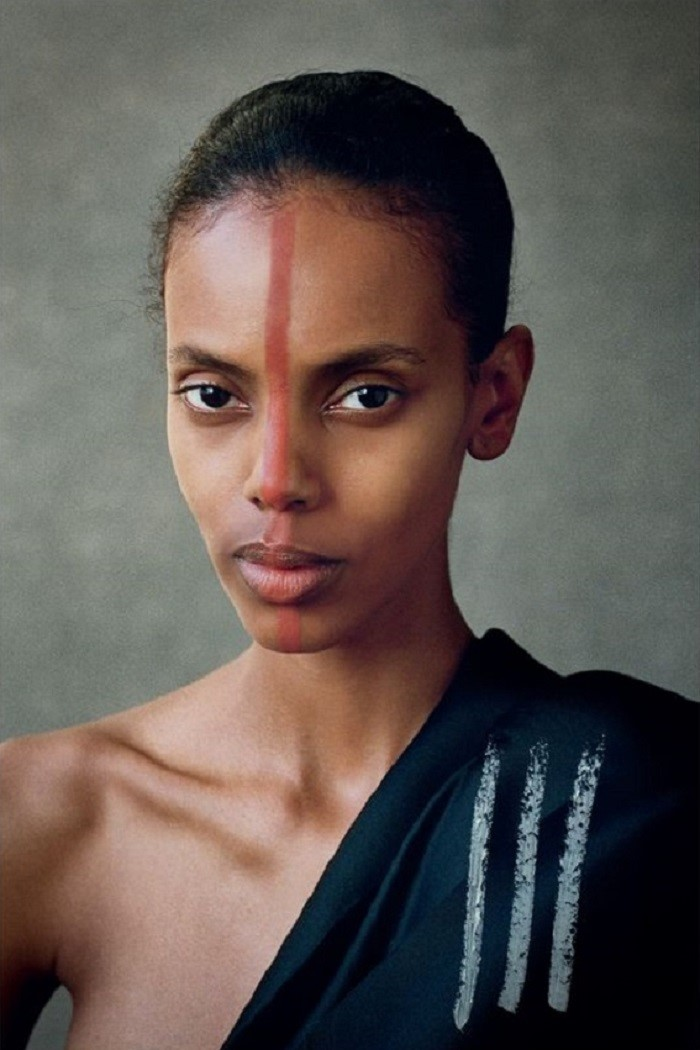 Grace Mahary in 'Africa Motherland' by Delphine Diallo for Vogue Portugal April 2019