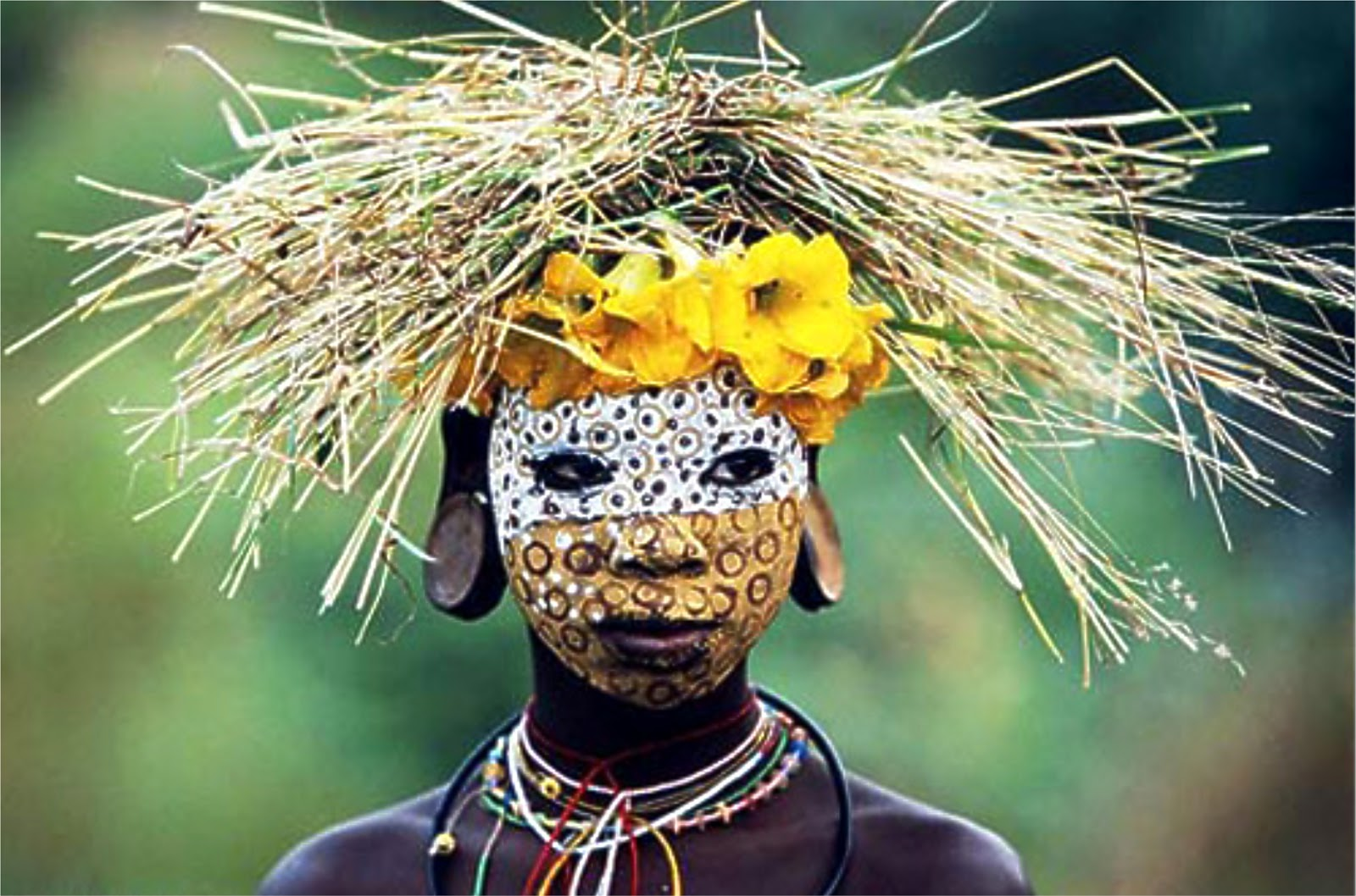 The Omo Valley's Surma + Mursi Tribes, Vintage 2008, In Hans
