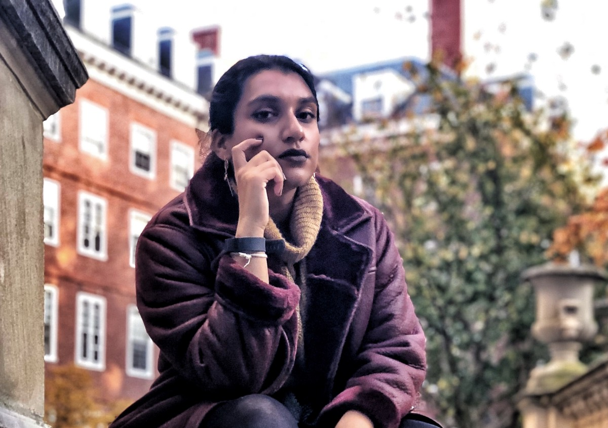 Danu Mudannayake, 21 years old, Visual and Environmental Studies: Film Production, Harvard College