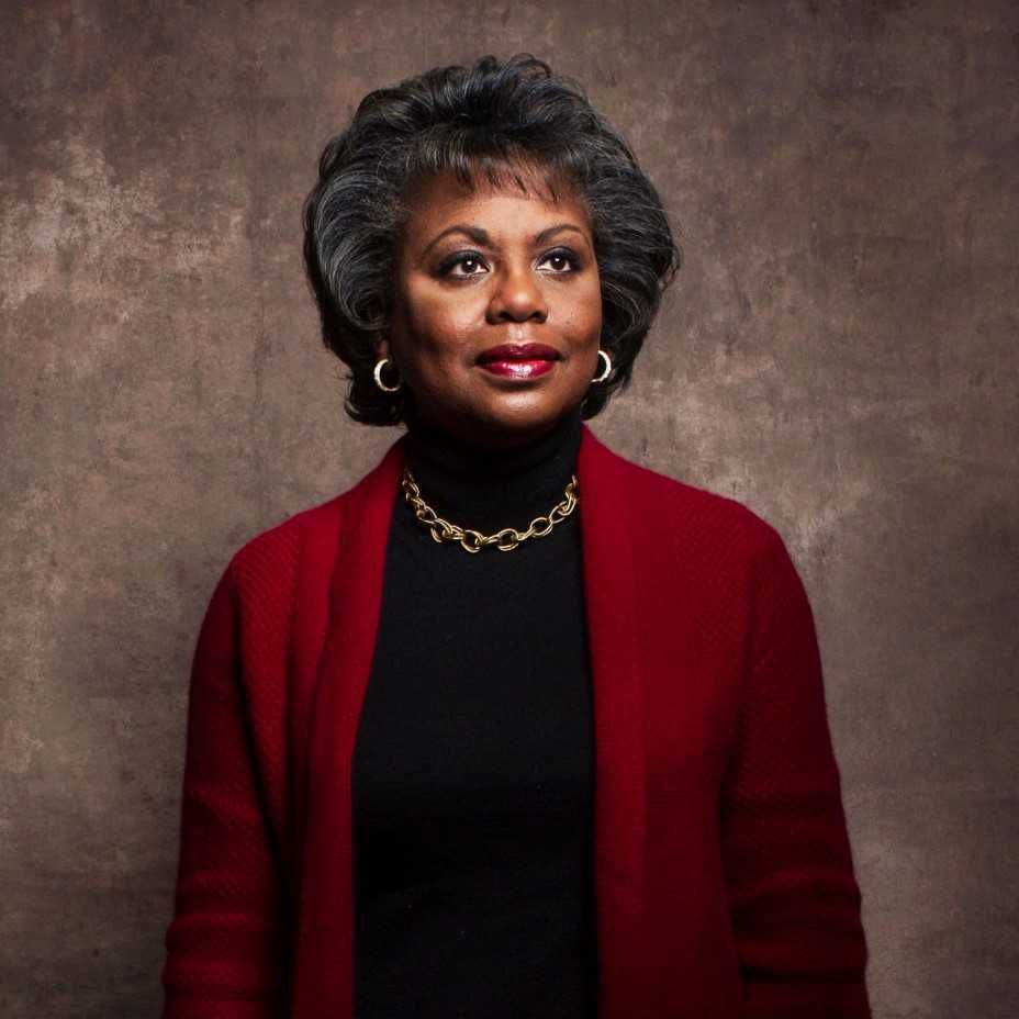 Anita Hill Is Not Waiting for an Apology  ELLE Magazine Sept. 18, 2018