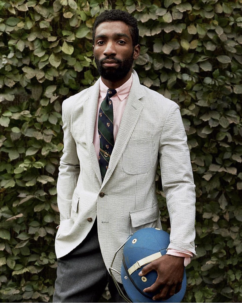Damar Rosser by Sharif Hamza for Ralph Lauren Polo, Work to Ride West Philadelphia.