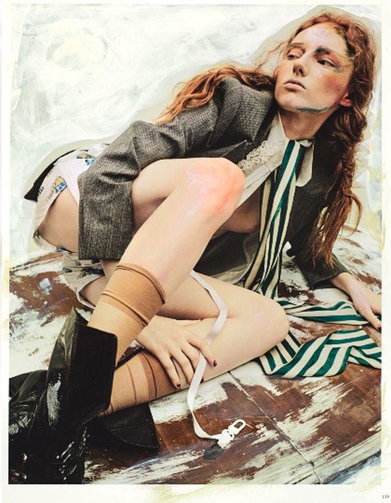 Maryel Sousa by Emma Summerton for Vogue Germany May 2019