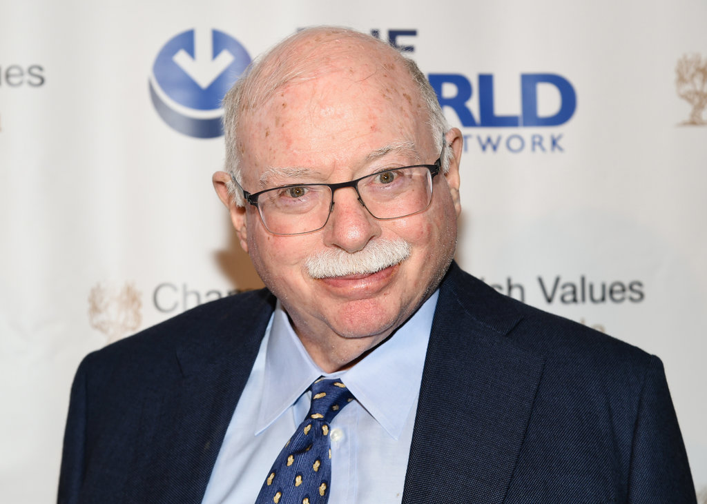 Michael Steinhardt at the Champions of Jewish Values International Awards Gala in New York City.(Michael Brochstein/SOPA Images/LightRocket via Getty Images)