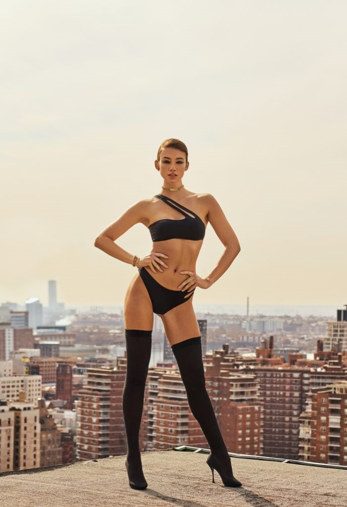 Lorena Rae Is Bodacious, Ready to Reign Over Manhattan By Caleb & Gladys For Grazia Italy May 2019