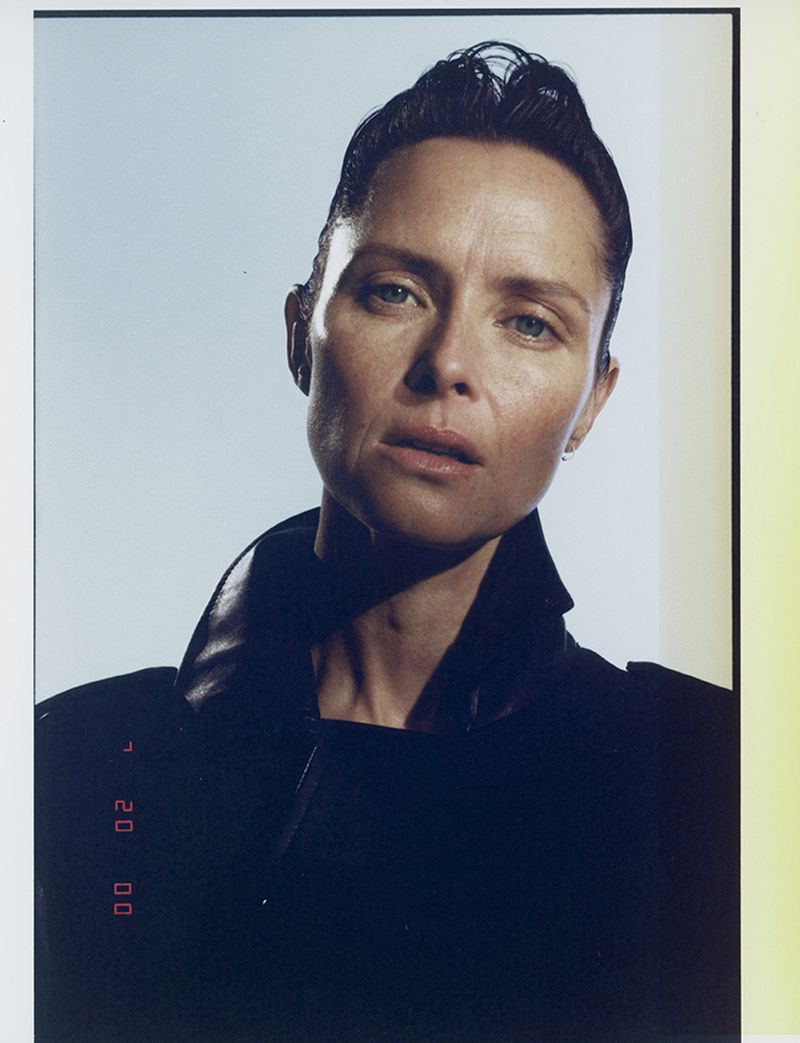 Tasha Tilberg Talks 'Meaning of Cult' Lensed By Suffo Moncioa For Dazed SS2019