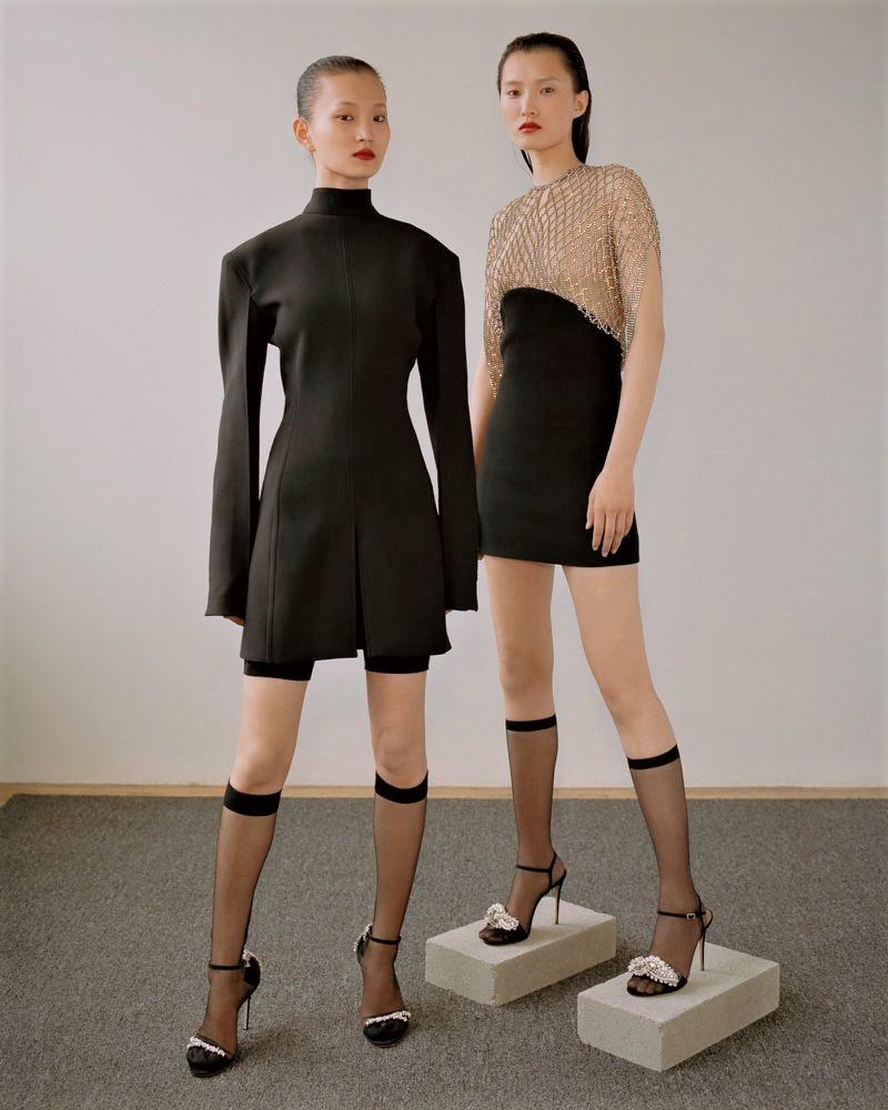 Zoltan Tombor Captures 'Chunjie and Wangy' For Vogue Hong Kong May 2019