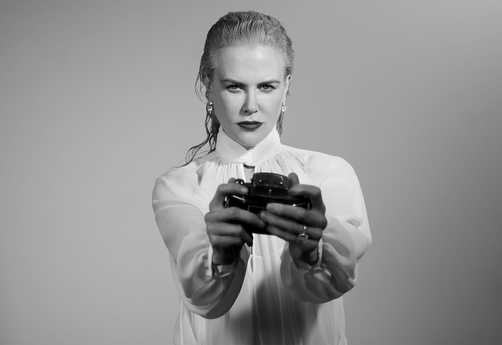Nicole Kidman by Collier Schorr for Vanity Fair May 2019.