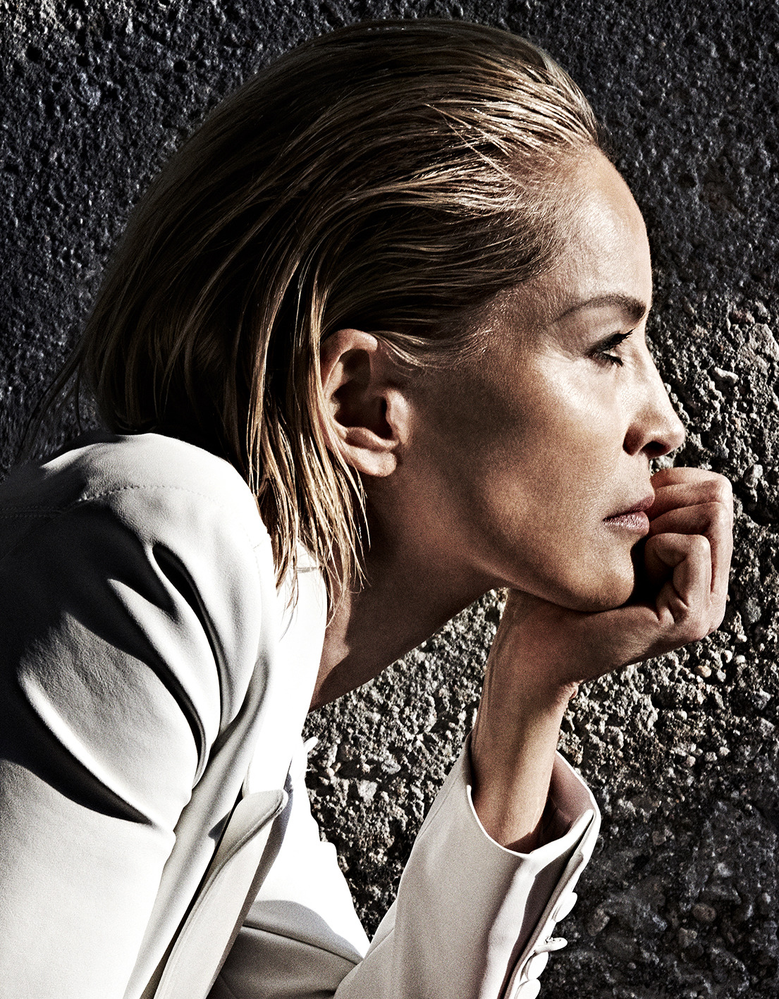 Sharon Stone Delivers Unusual Frank Assessment of Hollywood Men For Vogue Portugal