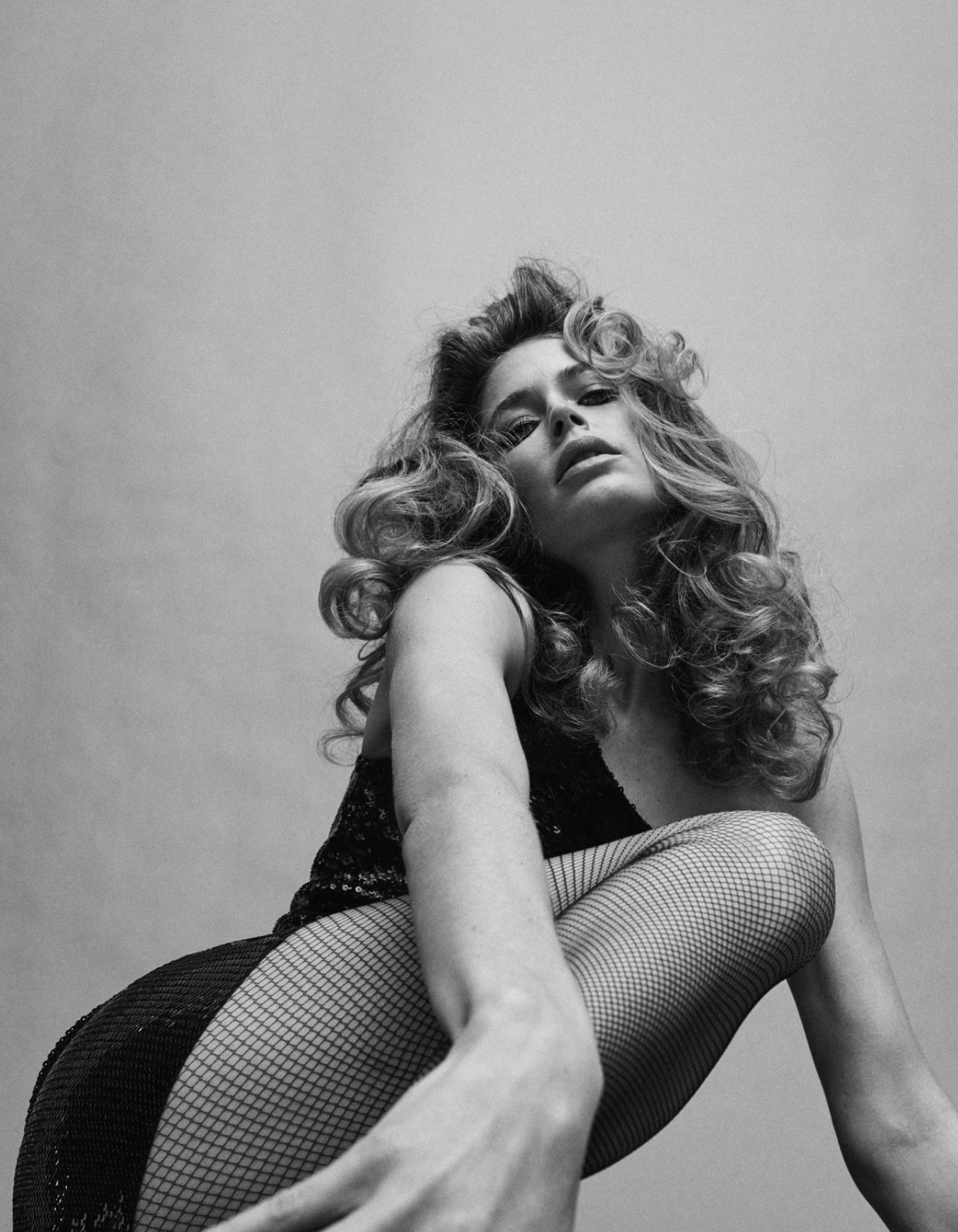 Doutzen Kroes Seduces In Daniel Jackson Images For Vogue Poland June 2019