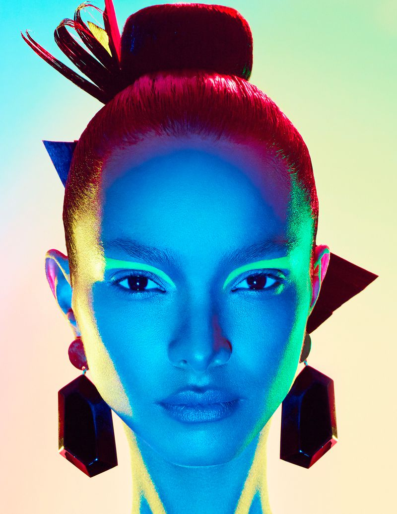 Lais Ribeiro Is Techno Goddess By Enrique Vega For Numero Russia May 2019