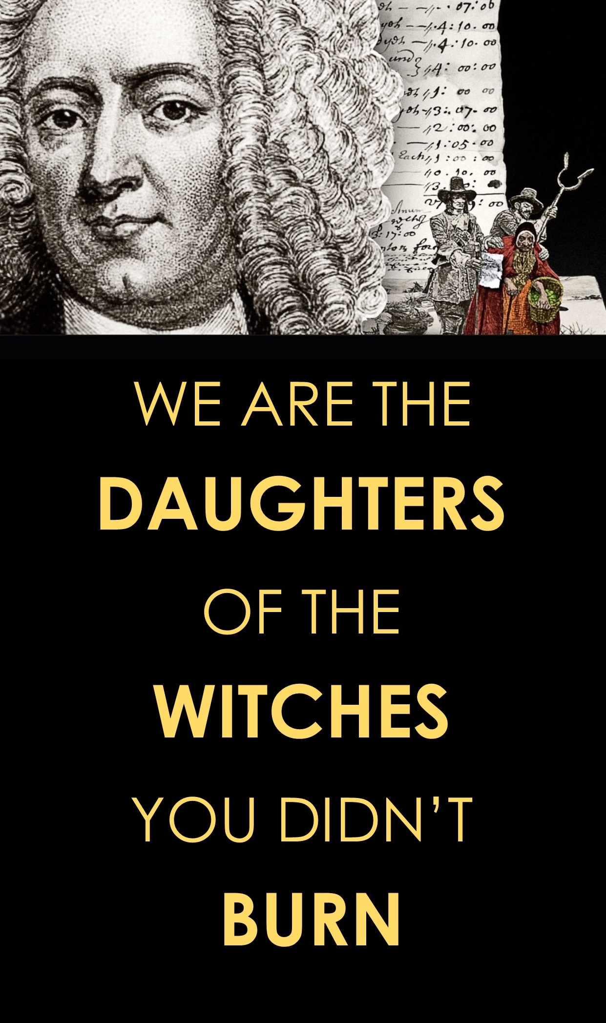 Related:  'The Witches of Salem'  by Stacy Schiff for The New Yorker