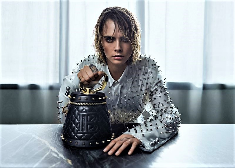 Cara Delevingne by Olivier Rousteing for Balmain The Choice Campaign (1).jpg