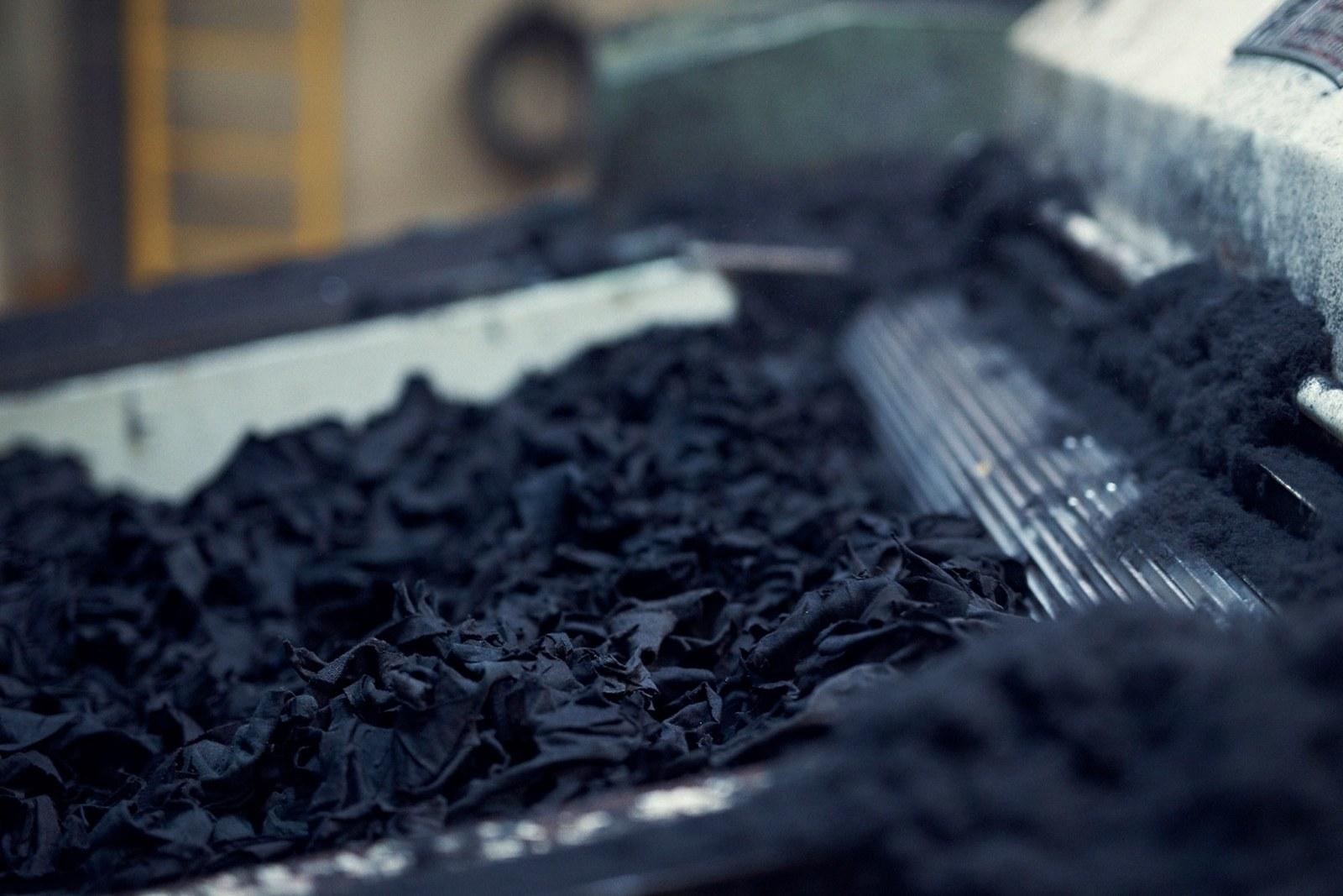Wrangler's revolutionary  Indigood™  foam-based denim-dying process.