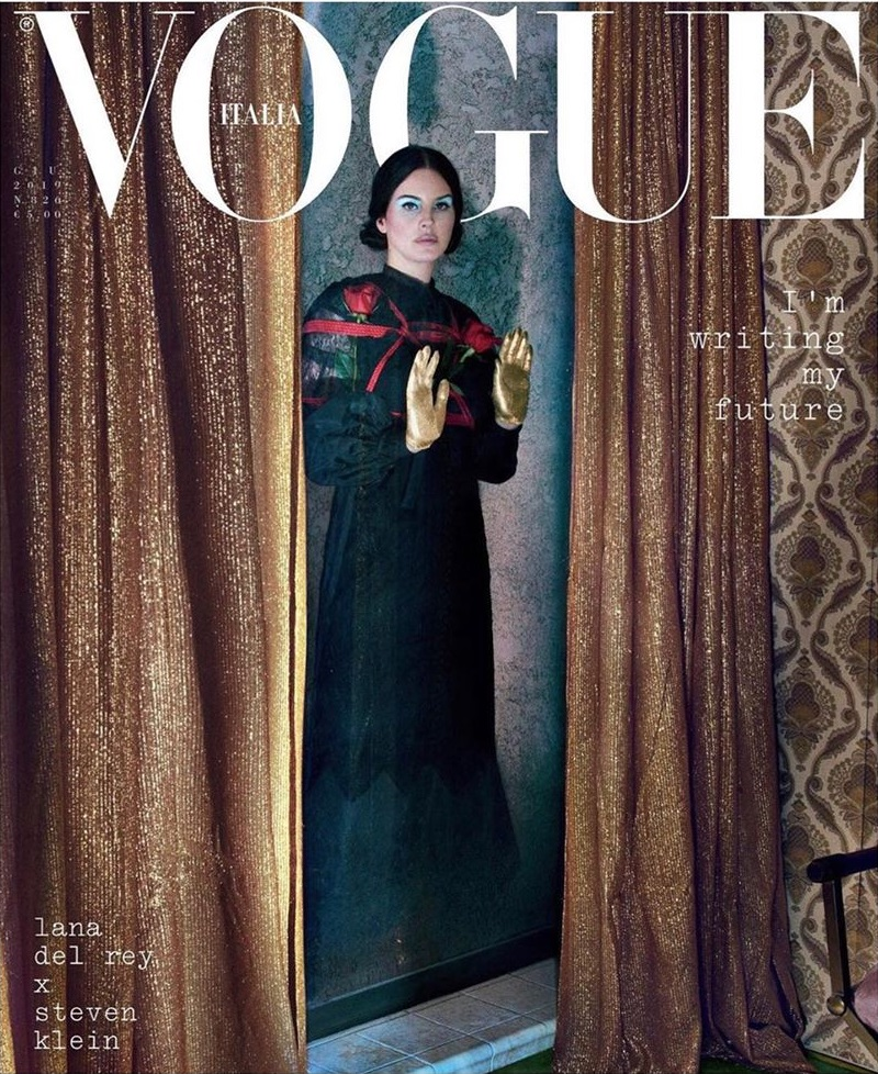 Lana Del Ray by Steven Klein for Vogue Italia June 2019 Cover (12).jpg
