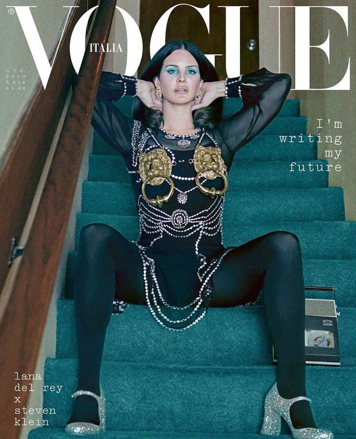 Lana Del Ray by Steven Klein for Vogue Italia June 2019 Cover (13).jpg