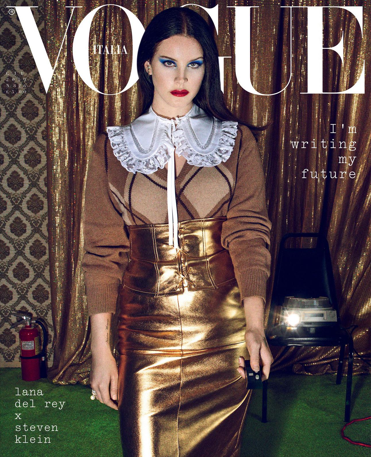 Lana Del Ray by Steven Klein for Vogue Italia June 2019 Cover (14).jpg