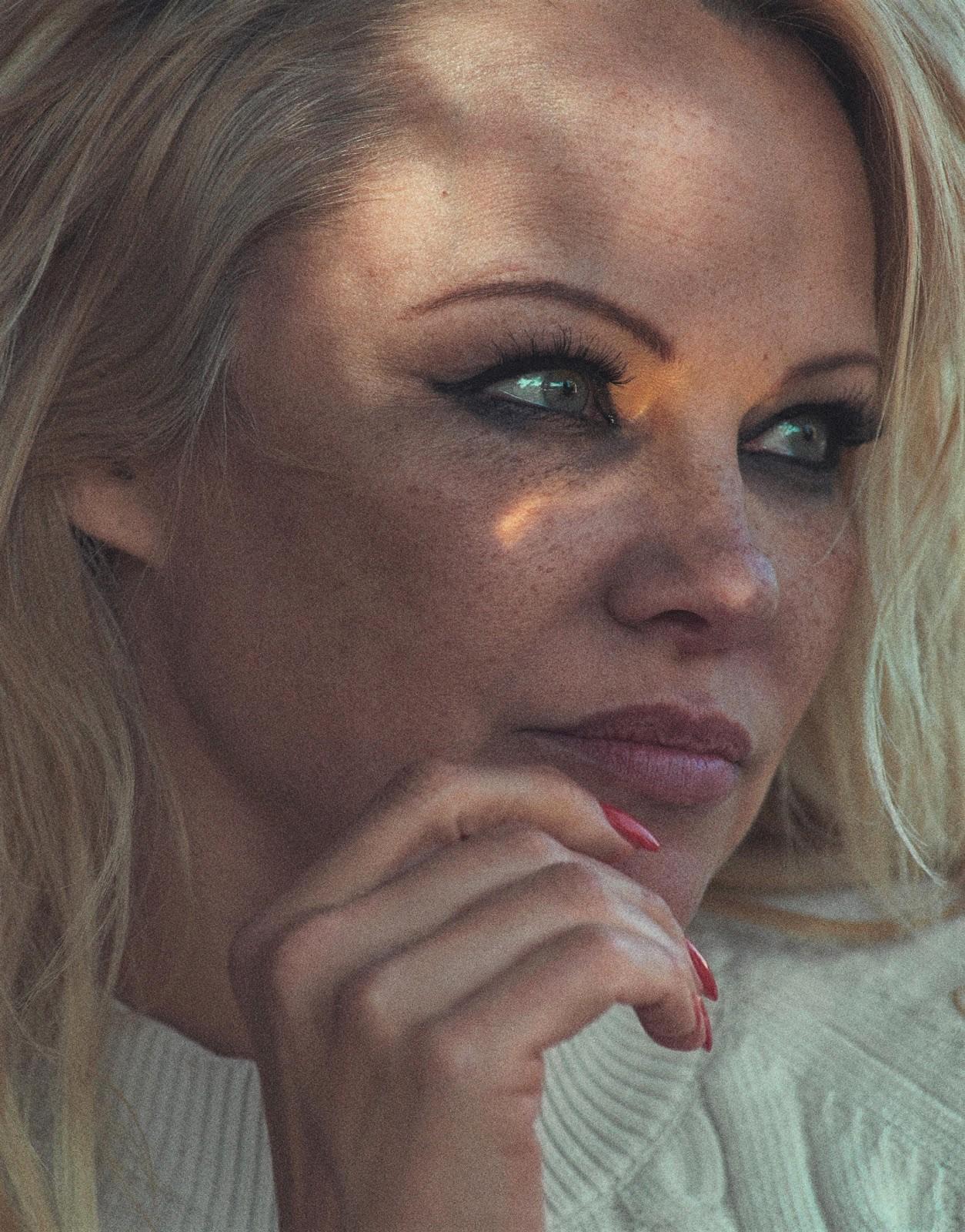 Pamela Anderson by Cedric Buchet in Porter Magazine Summer 2019 (3).jpg