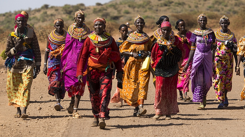 A unique peace project is thriving in Marsabit, and MAF's role in the process is increasingly crucial to its success.  via MAF-UK