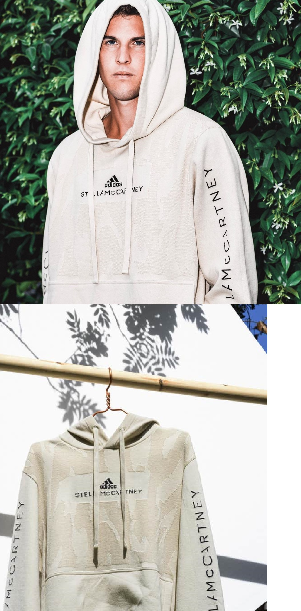 adidas by Stella McCartney 'Infinite Hoodie'