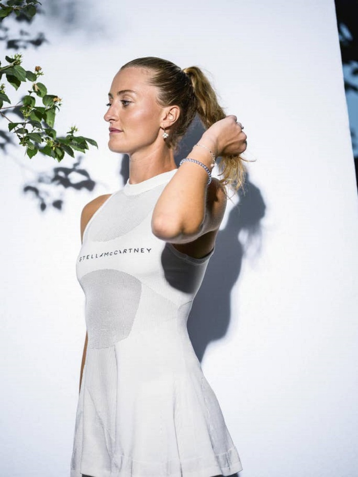 adidas by Stella McCartney 'Biofabric Tennis Dress'