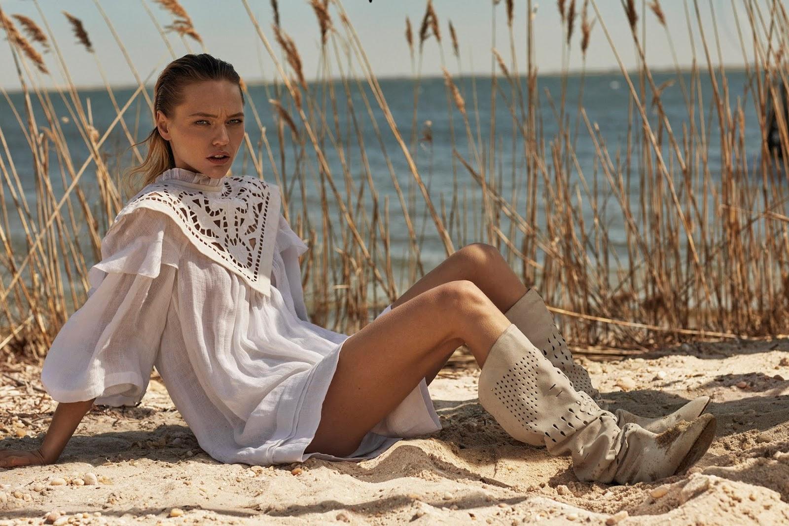 Sasha Pivovarova by Alique in Vogue Greece May 2019 (6).jpg